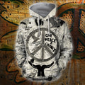 American Hippie 3D All Over Printed Shirts for Men and Women TT-Apparel-TT-Hoodie-S-Vibe Cosy™