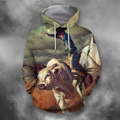 3D All Over Print Professional Bull Riders 3-Apparel-PHLong-Hoodie-S-Vibe Cosy™