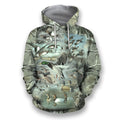 3D All Over Printed Camo Duck Hunting Shirts-Apparel-HbArts-Hoodies-S-Vibe Cosy™