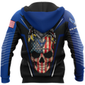 US AirForce skull 3d all over printed for man and women Pi270202 PL-Apparel-PL8386-Hoodie-S-Vibe Cosy™