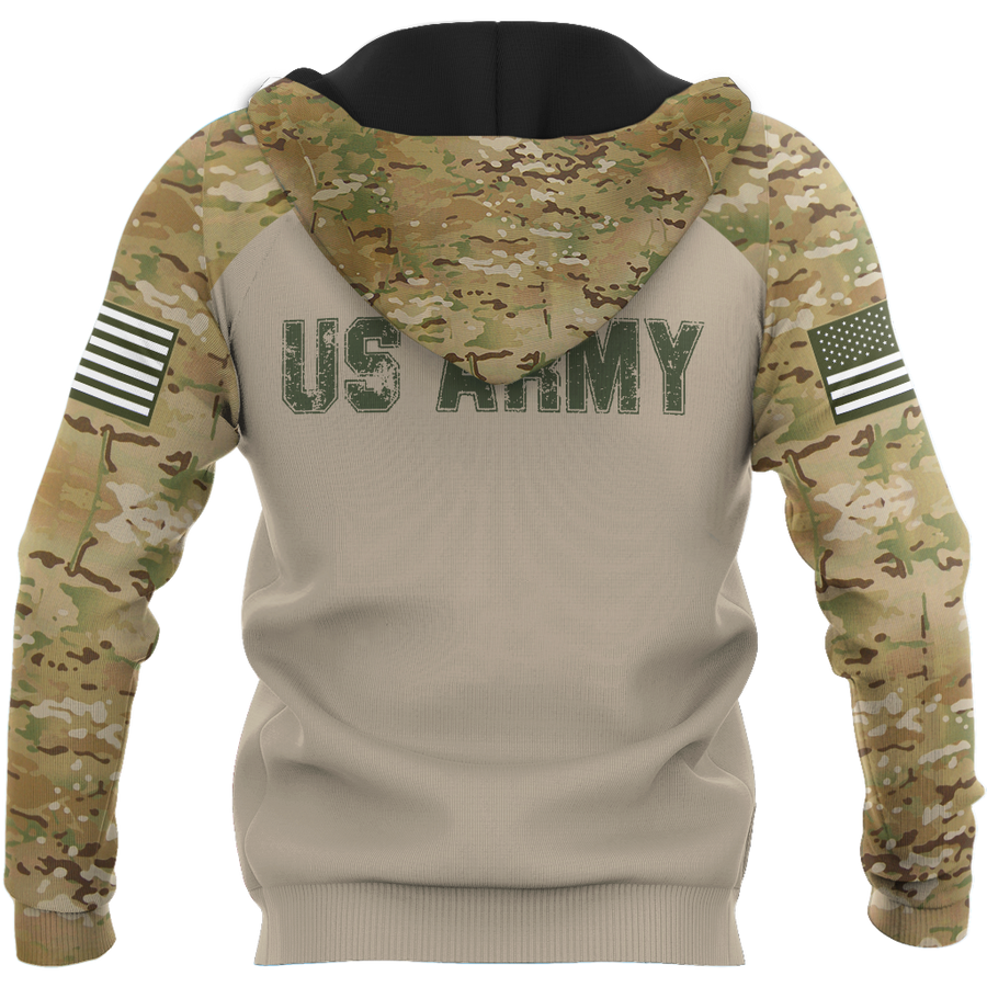 US Army 3D All Over Printed Shirts For Men and Women TA09152004