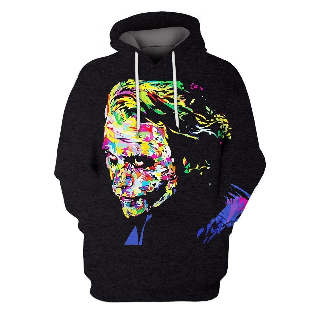 3D All Over Print Joker II Canvas Shirt-Apparel-6teenth World-Hoodie-S-Vibe Cosy™