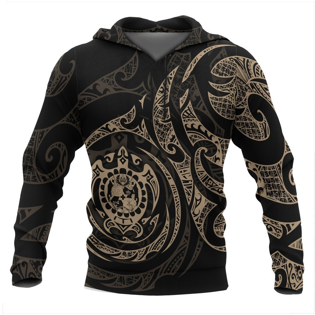 Tonga in My Heart Polynesian Tattoo Style 3D Printed Shirts TT0022-Apparel-TT-Hoodie-S-Vibe Cosy™