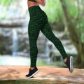 New zealand lion maori reggae tank top & leggings outfit for women-Apparel-PL8386-S-S-Vibe Cosy™