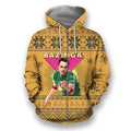 3D All Over Print Bazinga Sweatshirt and Hoodie-Apparel-NTT-ZIPPED HOODIE-S-Vibe Cosy™