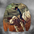 3D All Over Print Professional Bull Riders 3-Apparel-PHLong-Sweatshirt-S-Vibe Cosy™