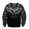 Eagle Tatoo Hoodie 3D All Over Printed Shirts For Men Pi25072002-LAM-Apparel-LAM-Sweatshirts-S-Vibe Cosy™