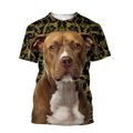 Pitbull 3d hoodie shirt for men and women HAC280704-Apparel-HG-T-shirt-S-Vibe Cosy™