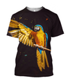 3D All Over Print Parrot L154000 Hoodie-Apparel-PHL-T-Shirt-S-Vibe Cosy™