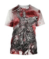 3D All Over Printed Templar Shirts-Apparel-HP Arts-T-Shirt-S-Vibe Cosy™