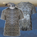 3D All Over Printed Royal Goose Shirts-Apparel-HP Arts-T-Shirt-S-Vibe Cosy™