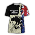 New Zealand Kiwi Bird Silver Fern T-Shirt Hoodie Zip all over shirts For Men and Women TR281203-Apparel-PL8386-T-Shirt-S-Vibe Cosy™