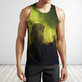 3D All Over Print Owl And Mouse Shirts-Apparel-Phaethon-Tank Top-S-Vibe Cosy™