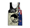 New Zealand Kiwi Bird Silver Fern T-Shirt Hoodie Zip all over shirts For Men and Women TR281203-Apparel-PL8386-Tank Top-S-Vibe Cosy™
