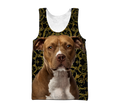 Pitbull 3d hoodie shirt for men and women HAC280704-Apparel-HG-Men's tank top-S-Vibe Cosy™