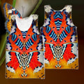 3D All Over Print Colorful Butterfly Hoodie NM-Apparel-NM-Tank Top-S-Vibe Cosy™