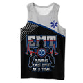 EMT 3d hoodie shirt for men and women HG33007-Apparel-HG-Men's tank top-S-Vibe Cosy™