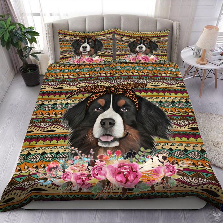 Bernese bedding set HG71800-Bedding Set-HG-Twin-Vibe Cosy™