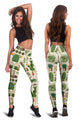 3D All Over Print Cacti Legging-Apparel-NTH-Legging-S-Vibe Cosy™