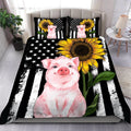 Lovely Pig Bedding Set HAC110706-Quilt-MP-Twin-Vibe Cosy™