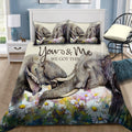 Elephant bedding set HAC200701-HG-Bedding Set-HG-Twin-Vibe Cosy™