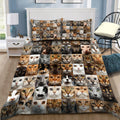 Cat Bedding Set-TT-Bedding Set-TT-Twin-Vibe Cosy™