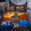 Africa Eagle Bedding Set-ML-ML-US Twin-Vibe Cosy™
