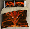 Dragon Spirit 3D Printed Bedding Set-ML