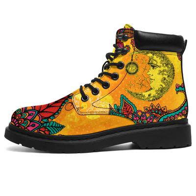 Sun And Moon Hippie Limited Shoes SU050302-Shoes-SUN-EU36 (US6)-Vibe Cosy™