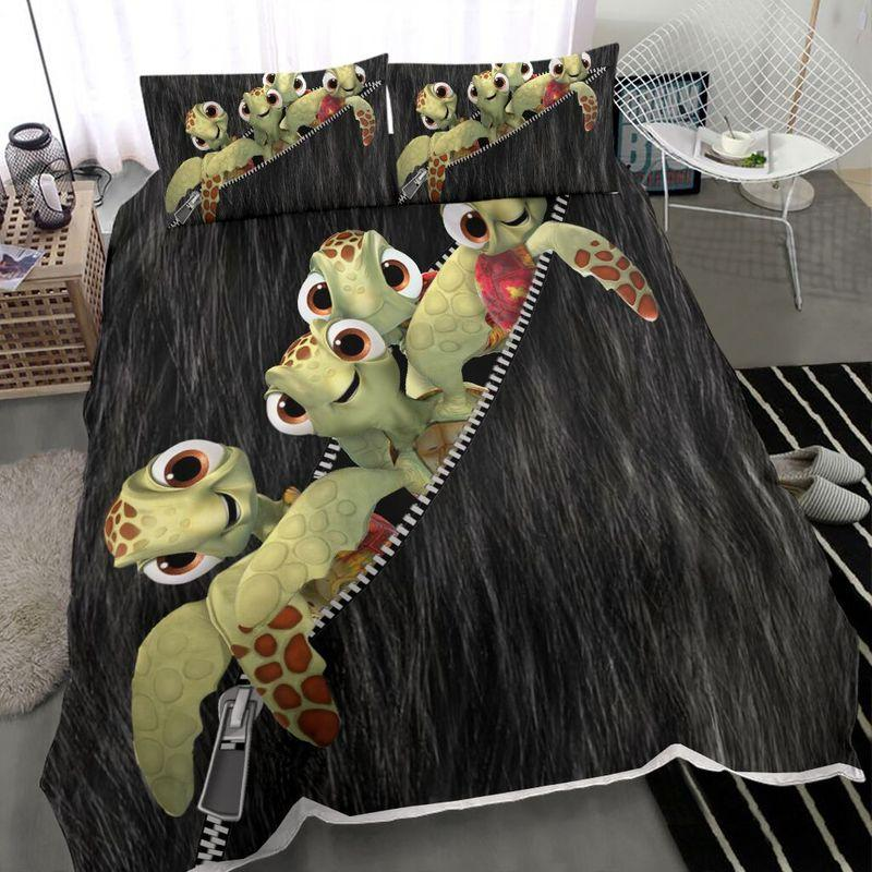 Turtle Bedding Set MP20072001-Bedding-MP-Twin-Vibe Cosy™
