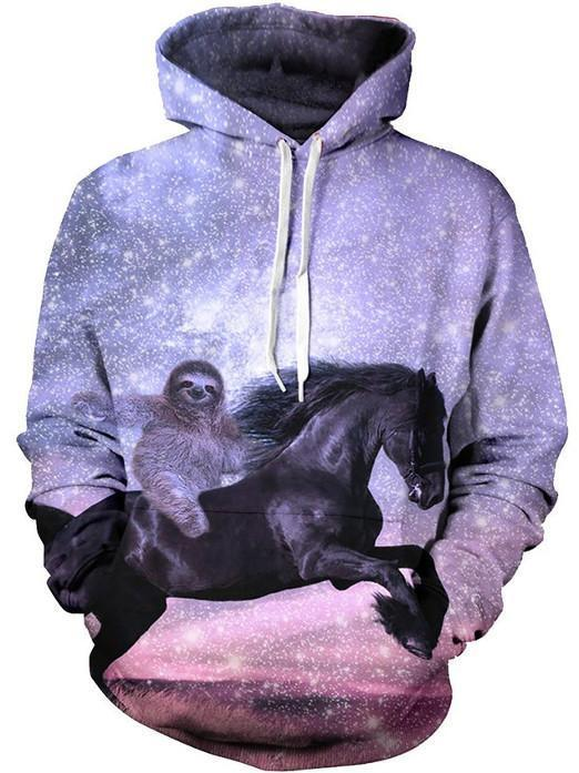 3D ALL OVER PRINT SLOTH NTH190733-Apparel-NTH-Hoodie-S-Vibe Cosy™