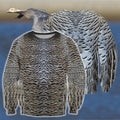 3D All Over Printed Royal Goose Shirts-Apparel-HP Arts-Sweatshirt-S-Vibe Cosy™