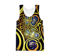 3D All Over Print Horus Eyes Motif Hoodie-Apparel-Khanh Arts-Tank Top-S-Vibe Cosy™