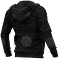 Iceland Vikings Tattoo All Over Hoodie-Apparel-HP Arts-Hoodie-S-Vibe Cosy™