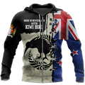 New Zealand Kiwi Bird Silver Fern T-Shirt Hoodie Zip all over shirts For Men and Women TR281203-Apparel-PL8386-Zipped Hoodie-S-Vibe Cosy™