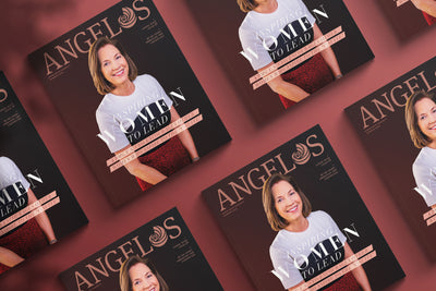 EDITORIAL DESIGN: Summer 2020 Angelos