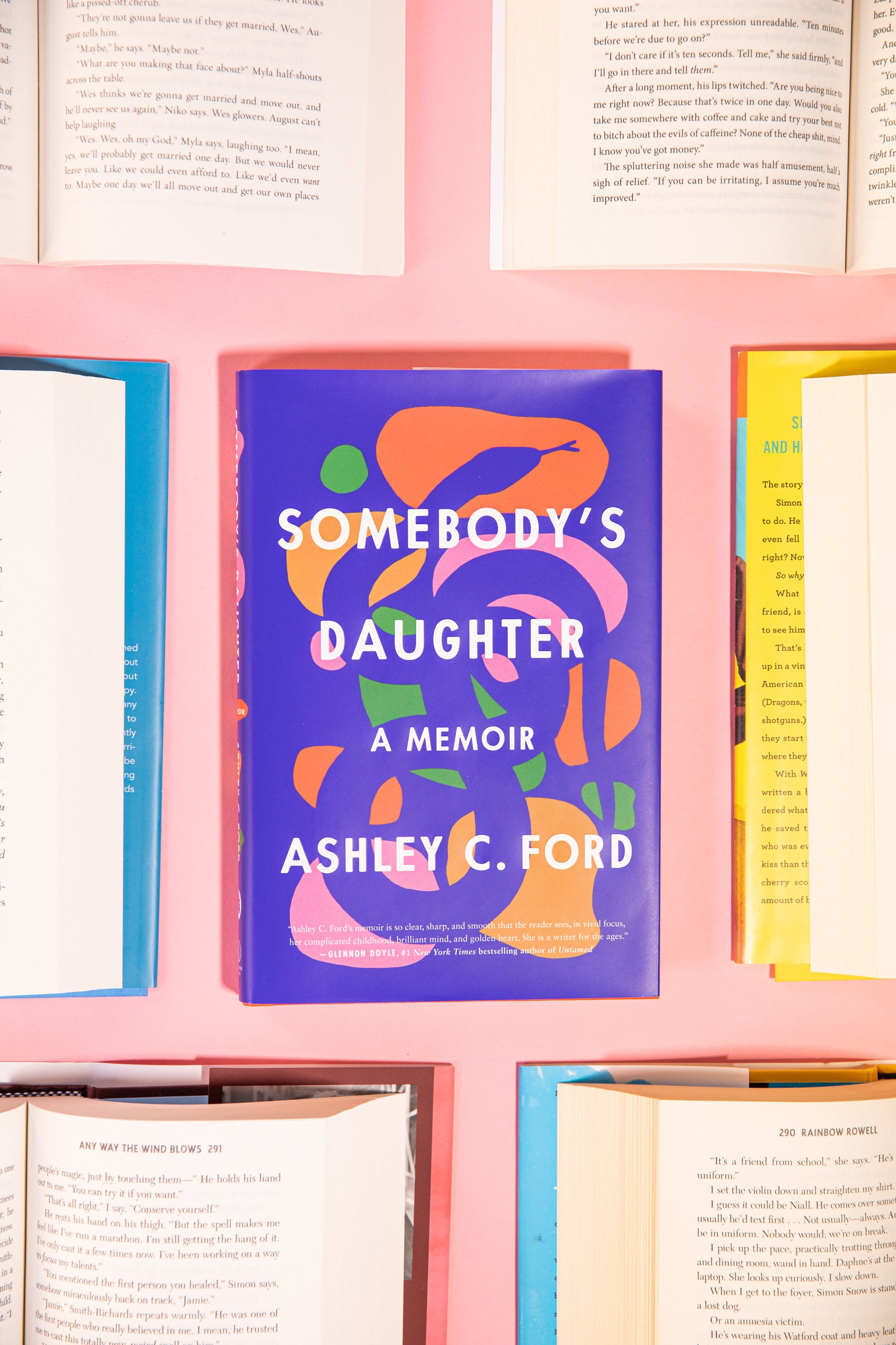 Somebody's Daughter, by Ashley C. Ford
