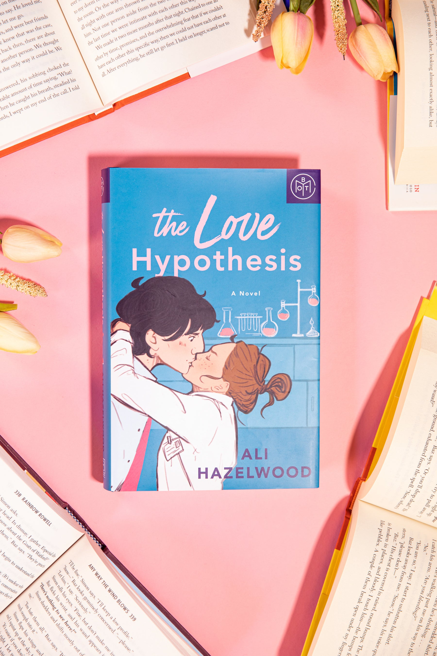 The Love Hypothesis, by Ali Hazelwood
