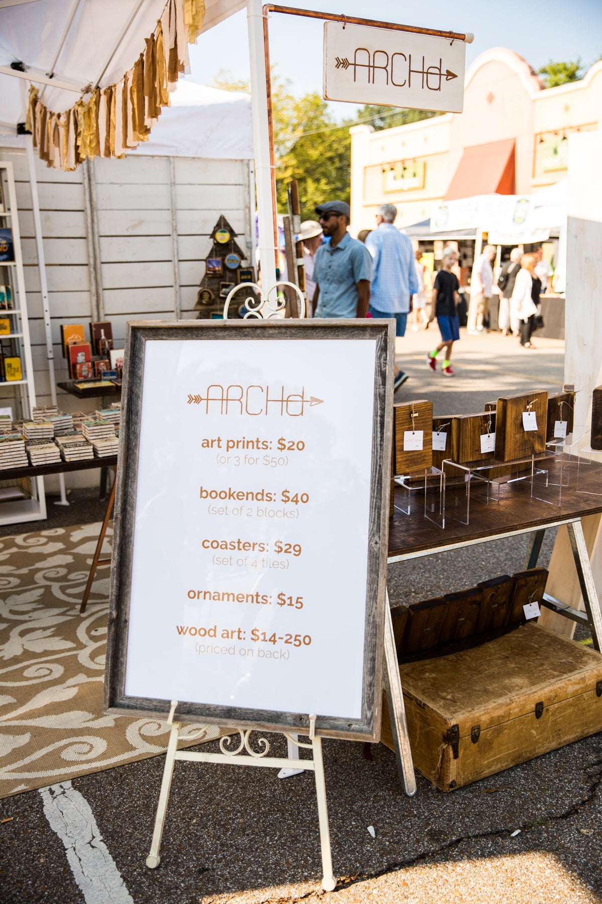 Vendor Booth Ideas And Tips Archd