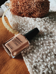 'Mani Happy Returns' Nail Polish in Camel