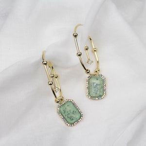 Forest Earrings