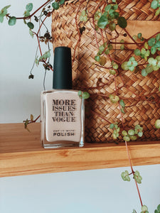'More Issues Than Vogue' Nail Polish