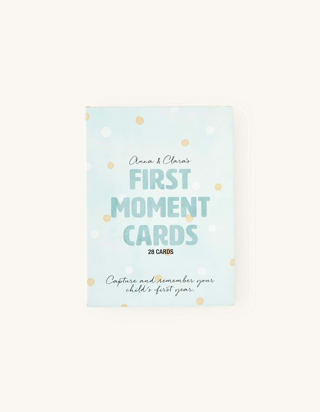 First Moment Cards