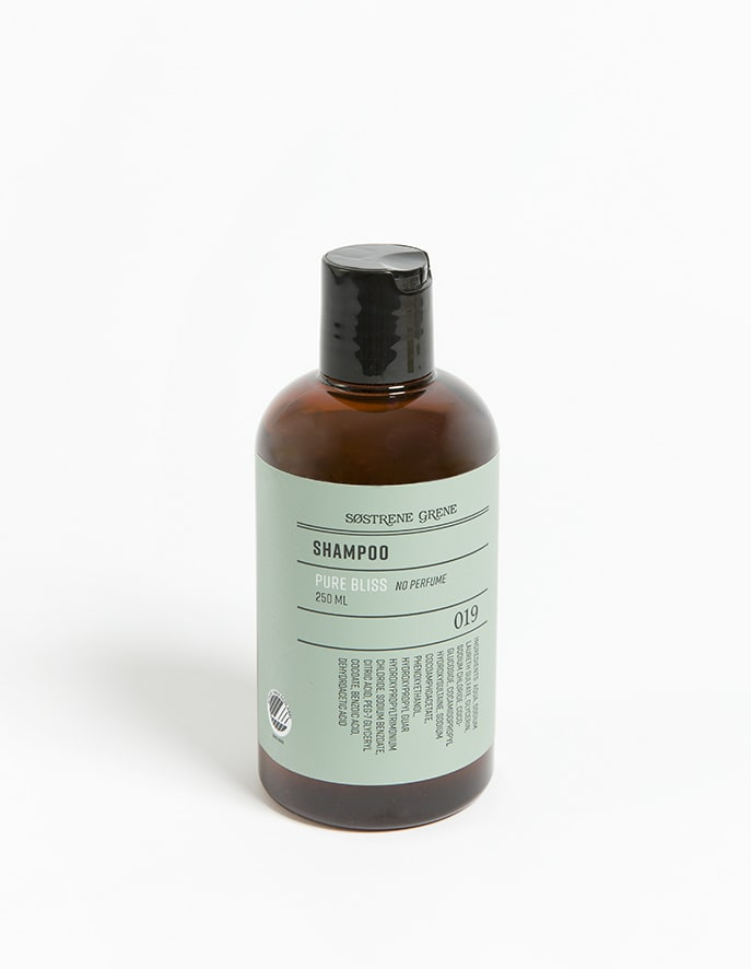 Shampoo, pure bliss, 250 ml