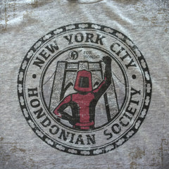Hondo Society NY tee - The Flying Pork Apparel Co.
