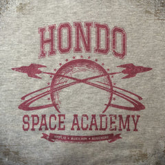 Space Academy tee - The Flying Pork Apparel Co.