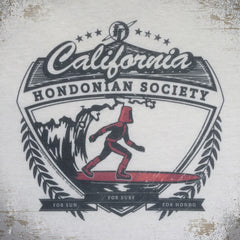 Hondo Society CA tee - The Flying Pork Apparel Co.