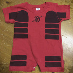 Infant Space Onesie. - The Flying Pork Apparel Co.