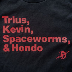 Trius Kevin & Stuff tee - The Flying Pork Apparel Co.