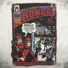Tales from Hondo tee - The Flying Pork Apparel Co.